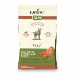 CANIDAE CA-30 LID Real Turkey & Vegetables Recipe 25lb