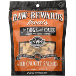 NW NATURALS FREEZE DRIED SALMON 2.5oz BAG