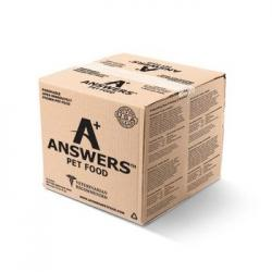 ANSWERS RAW DOG CHICKEN DETAILED 40LB