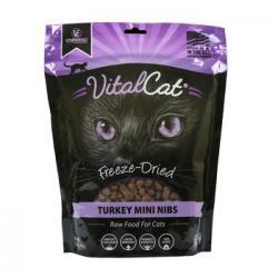 Vital Essentials Cat FD Turkey Mini Nibs 12 oz