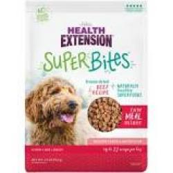 HEALTH EXTENSIONS FD SUPER BITES BEEF 16 OZ