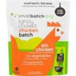 Small Batch Dog Frozen Lightly Cooked Chicken 2lb