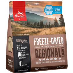 Orijen Dog Freeze Dried Regional Red Food 16 oz