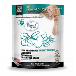 My Perfect Pet Cat  Low Phosphorus Chicken GF 2.5LB