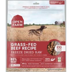 OPEN FARM Grass-Fed Beef Freeze Dried Raw Dog Food