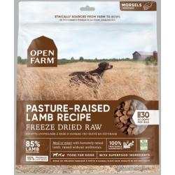 OPEN FARM Pasture-raised Lamb Freeze Dried Raw Dog Food