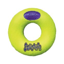 KONG Airdog® Squeaker Donut LG
