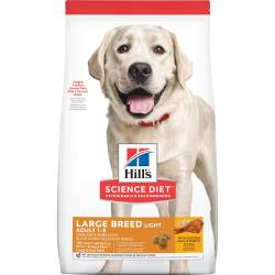 Adult Light Large Breed with Chicken Meal & Barley