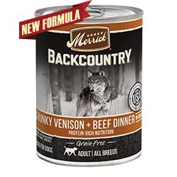BACKCOUNTRY VNS/BF DOG 12OZ
