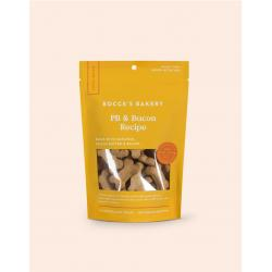 BOCCES DOG BISCUIT PEANUT BUTTER BACON 8OZ