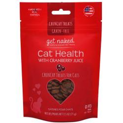 GET NAKED CAT GRAIN FREE TREAT CRANBERRY 2.5OZ