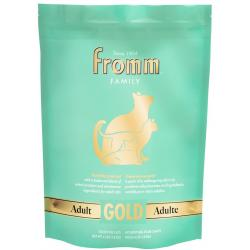 FROMM CAT GOLD ADULT 4LB*NEW*