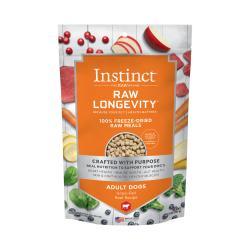 Instinct Longevity 100% Freeze Dried Beef DOG 9.7oz