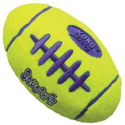 KONG Airdog® Squeaker Football SM