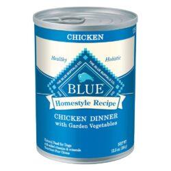 BLUE BUFFALO HSTYL RCP CKN DOG 12.5Z