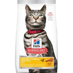 Cat ADULT URINARY & HAIRBALL CONTROL Chicken Recipe