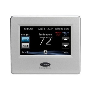Carrier Infinity Thermostat >> Carrier Infinity Driver For Control4