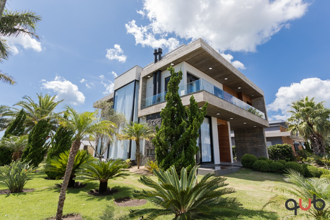 Sobrado à venda, 4 quartos, 4 suítes, Condomínio Malibú Beach Residence - Xangri-Lá/RS