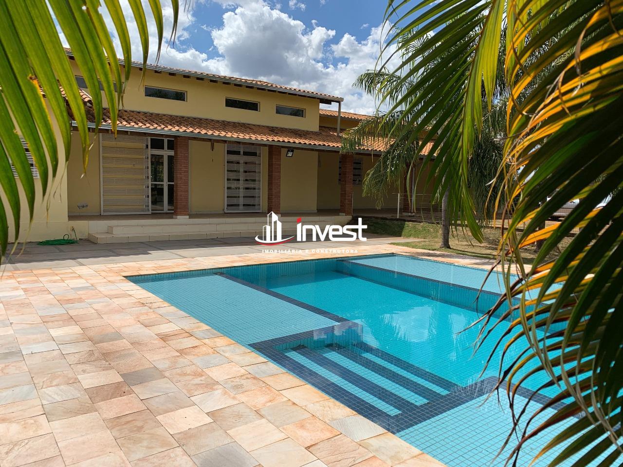Casa Condomínio para aluguel, 7 quartos, Jockey Park - Uberaba/MG