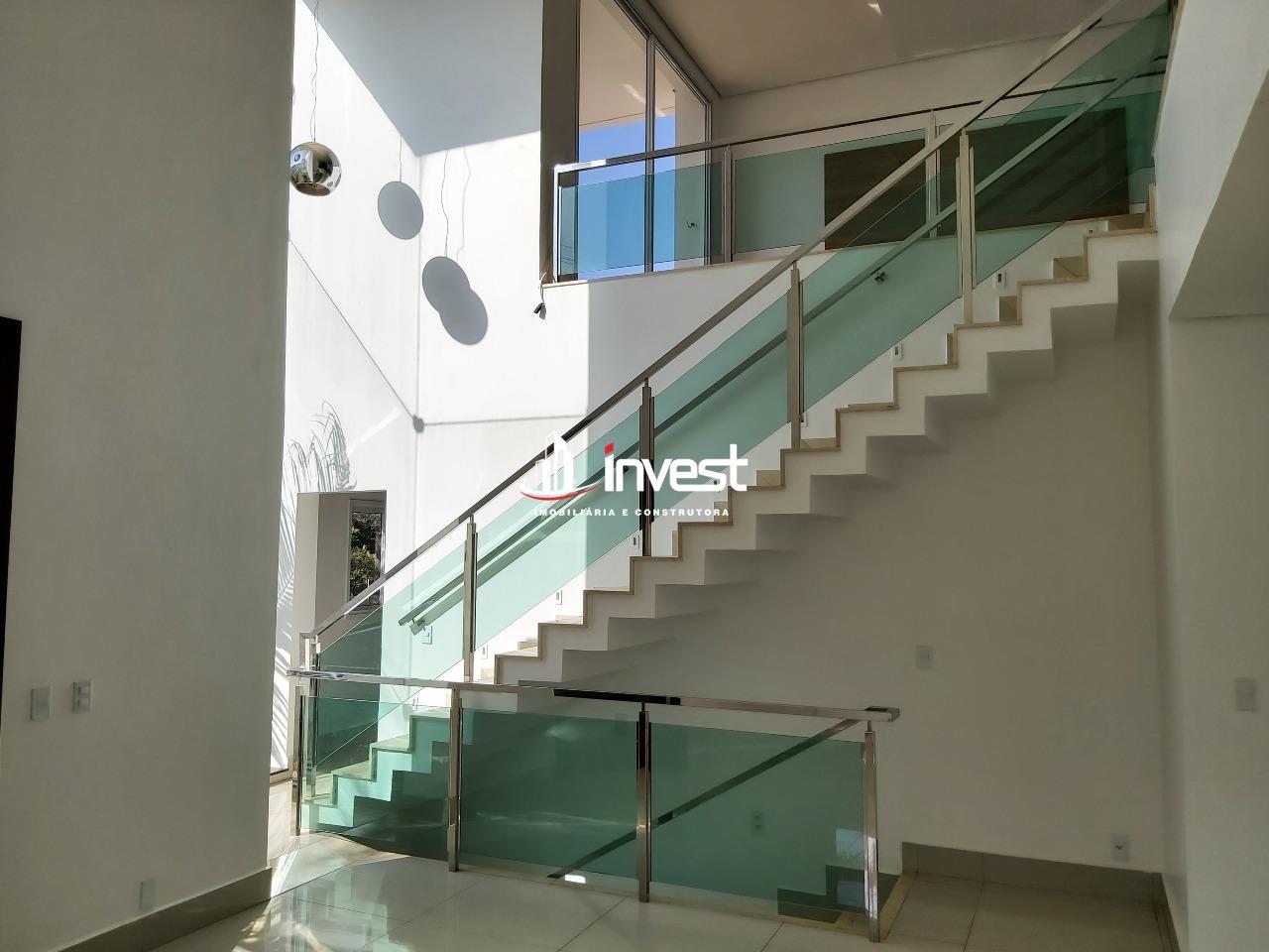 Casa Condomínio para aluguel, 5 quartos, 2 vagas, Damha II - Res. Uberaba - Uberaba/MG