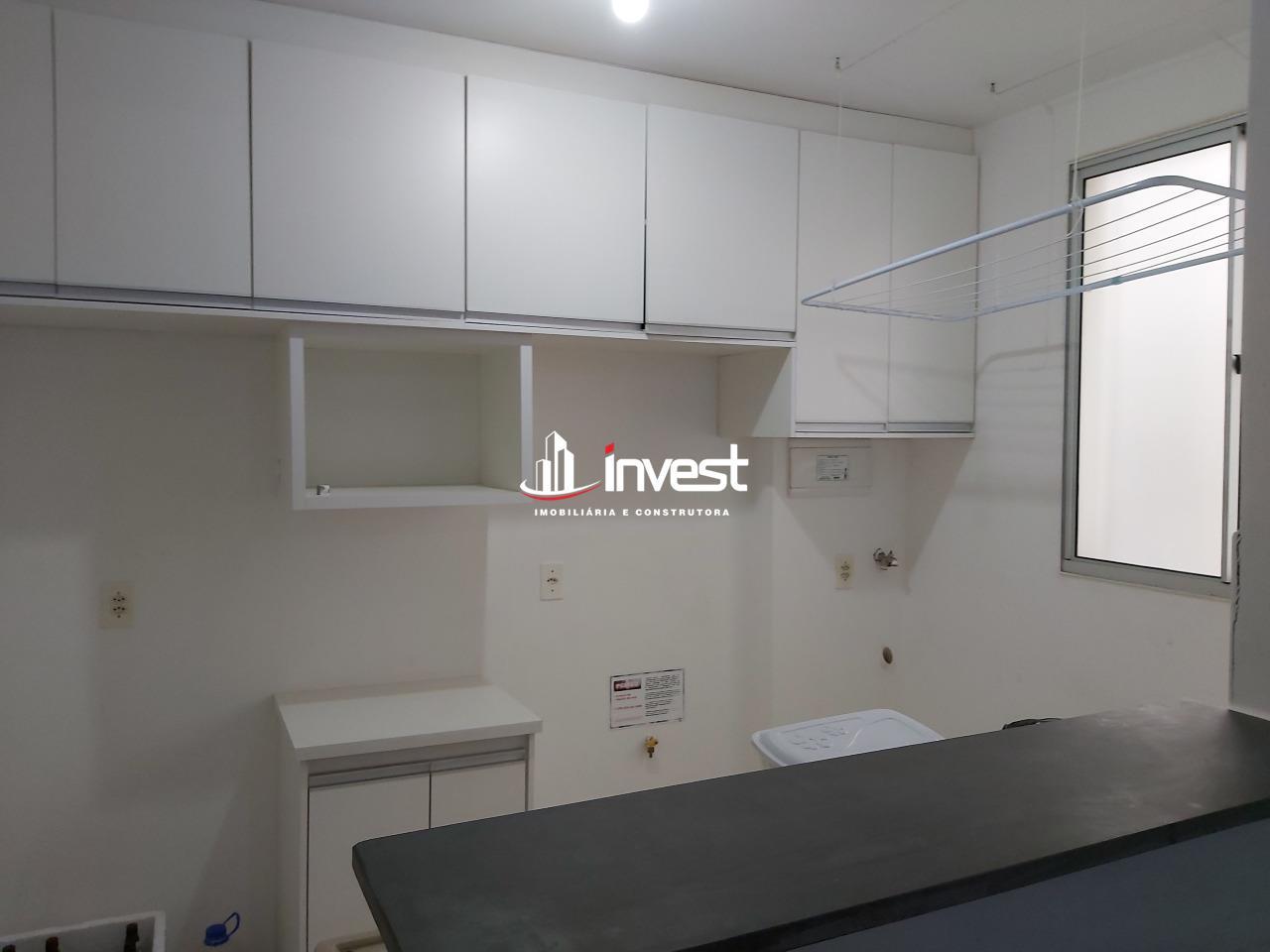 Apartamento para aluguel, 2 quartos, Fabrício - Uberaba/MG