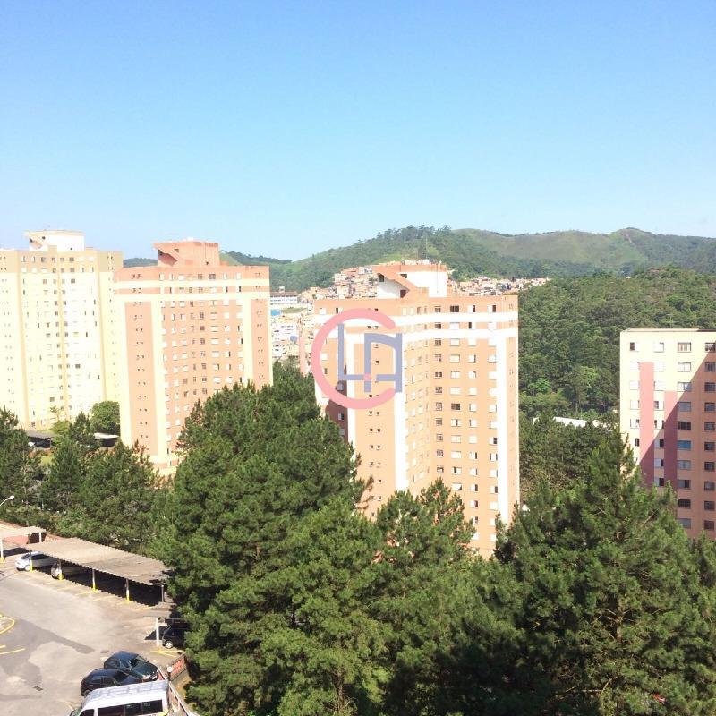 Apartamento para aluguel, 2 quartos, 1 vaga, Santa Terezinha - São Bernardo do Campo/SP