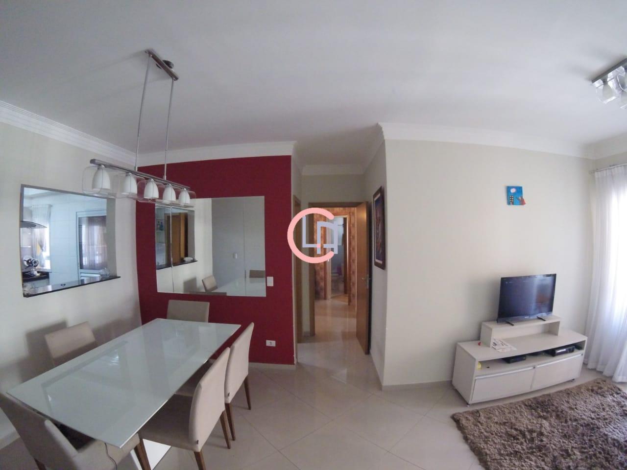 Apartamento à venda, 3 quartos, 1 suíte, 2 vagas, Centro - São Bernardo do Campo/SP