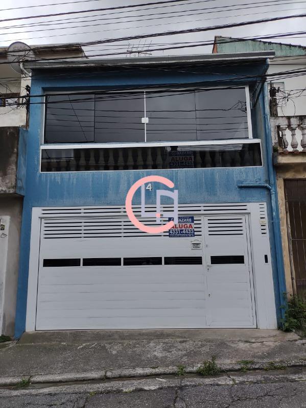 Sobrado para aluguel, 3 quartos, 1 suíte, 2 vagas, Dos Casa - São Bernardo do Campo/SP