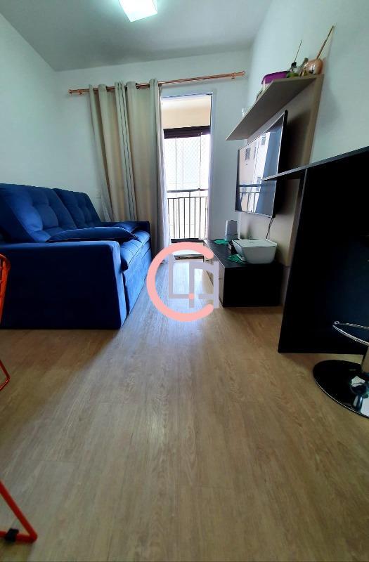 Apartamento à venda, 1 quarto, 1 suíte, 1 vaga, Jardim Olavo Bilac - São Bernardo do Campo/SP