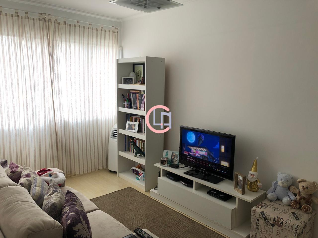 Apartamento para aluguel, 1 quarto, 1 vaga, Vila Euclides - São Bernardo do Campo/SP