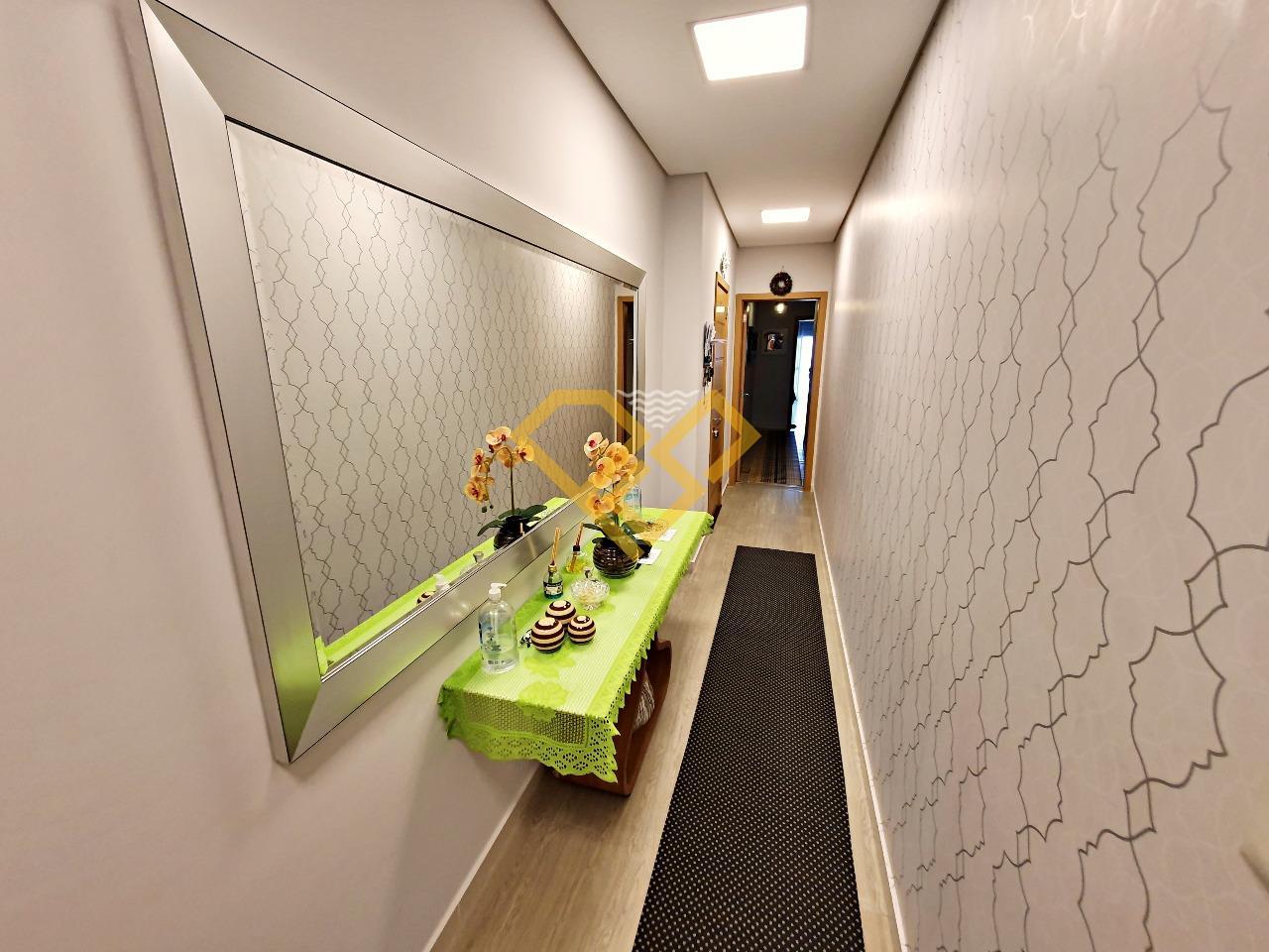 Apartamento à venda no Pompéia: Corredor