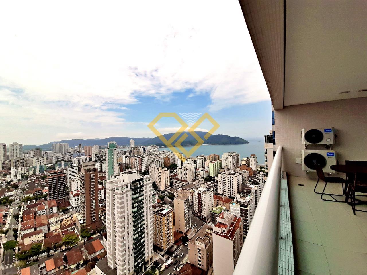 Apartamento à venda no Aparecida: Vista Varanda