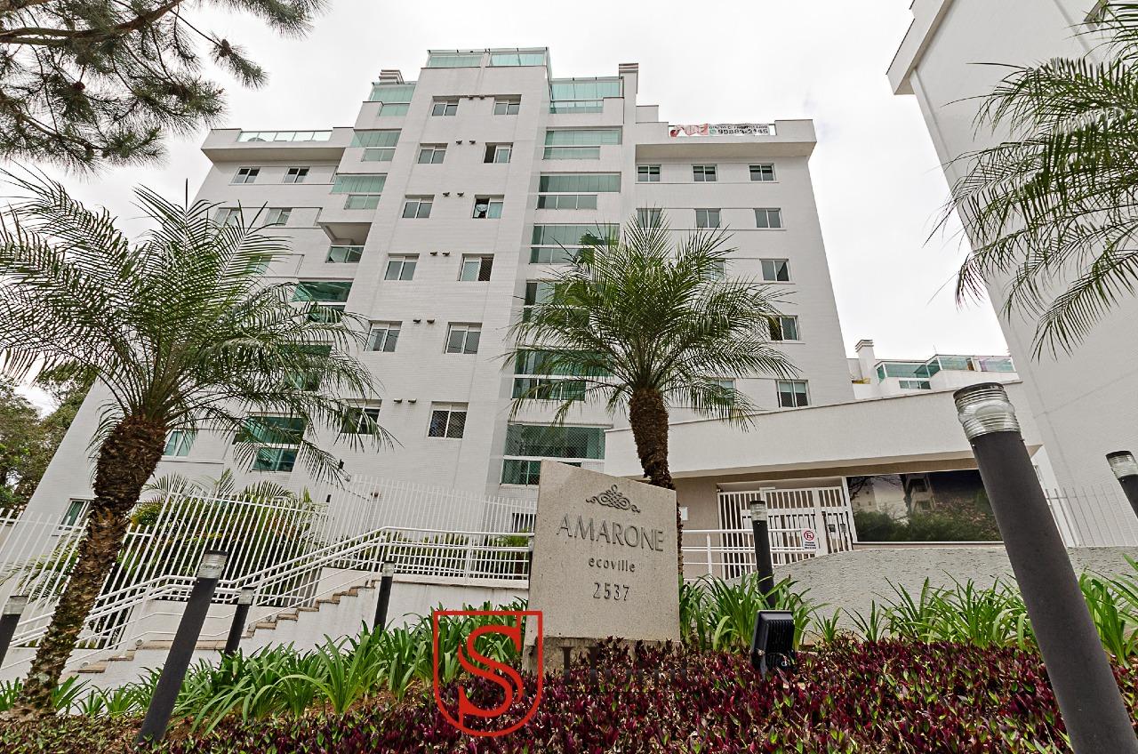 Apartamento à venda no Campina do Siqueira: Fachada