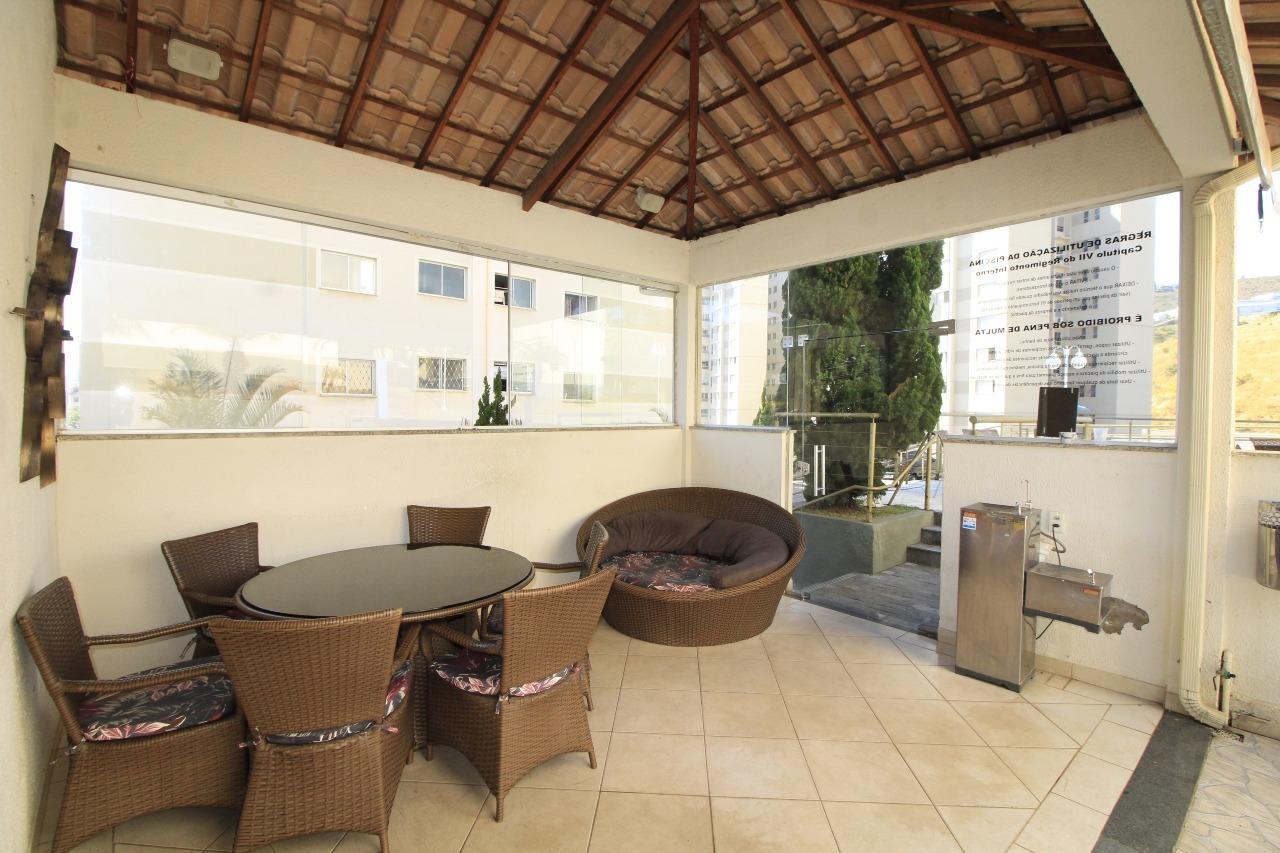 Buritis, Apartamento 2 quartos para alugar , 1 vaga, 55,00m²