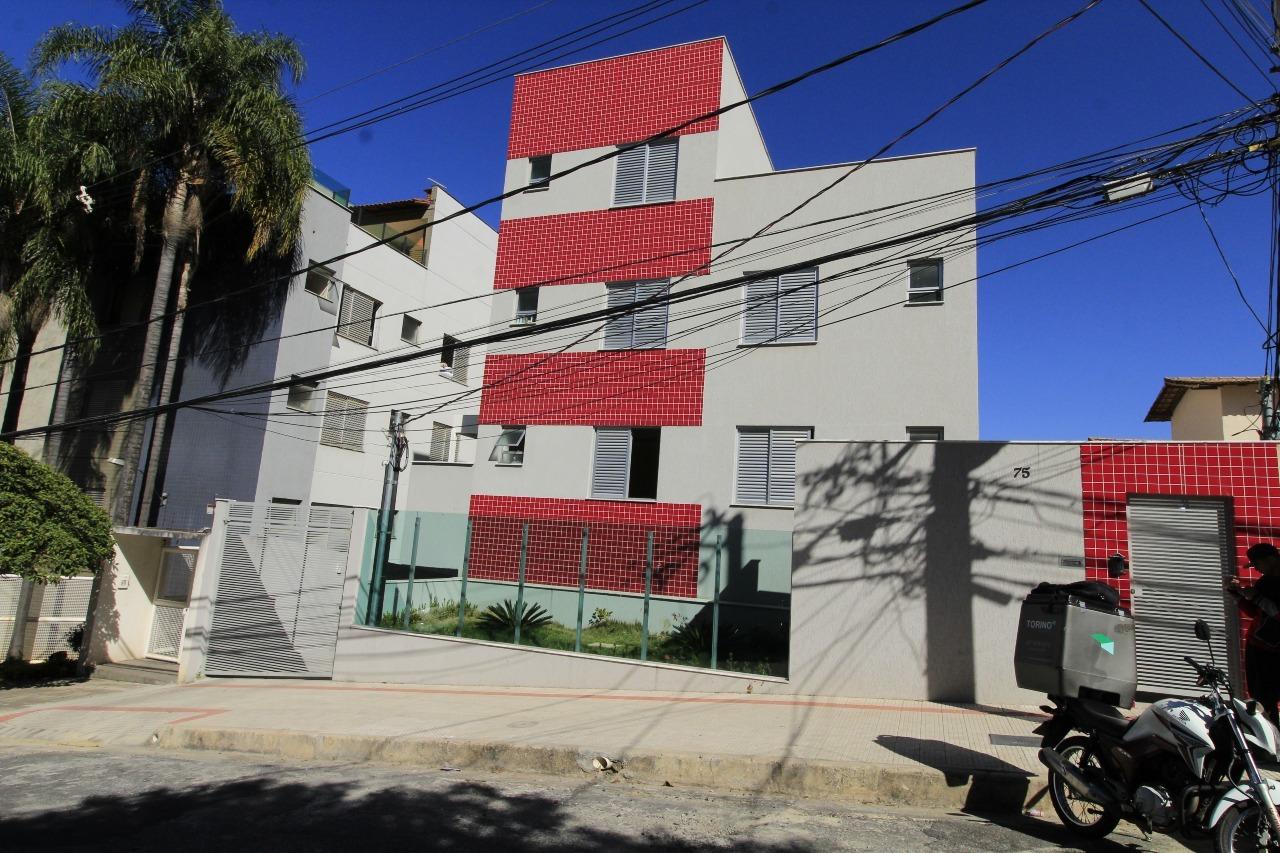 Buritis, Área privativa 3 quartos à venda , 2 vagas, 62,00m²