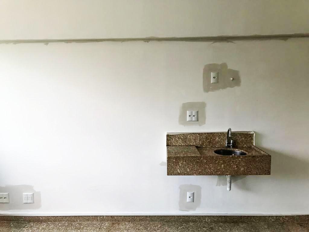 Buritis, Sala para alugar , 1 vaga, 23,00m²