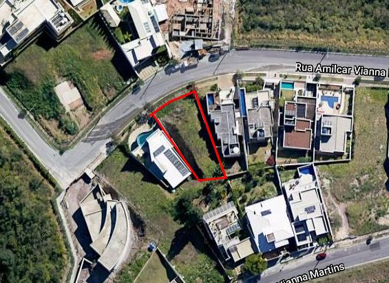 Buritis, Lote à venda , 528,36m²