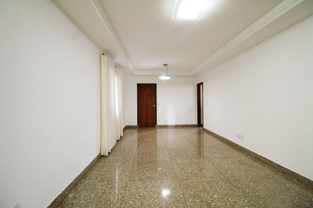 Buritis, Apartamento 4 quartos para alugar , 3 vagas, 128,49m²