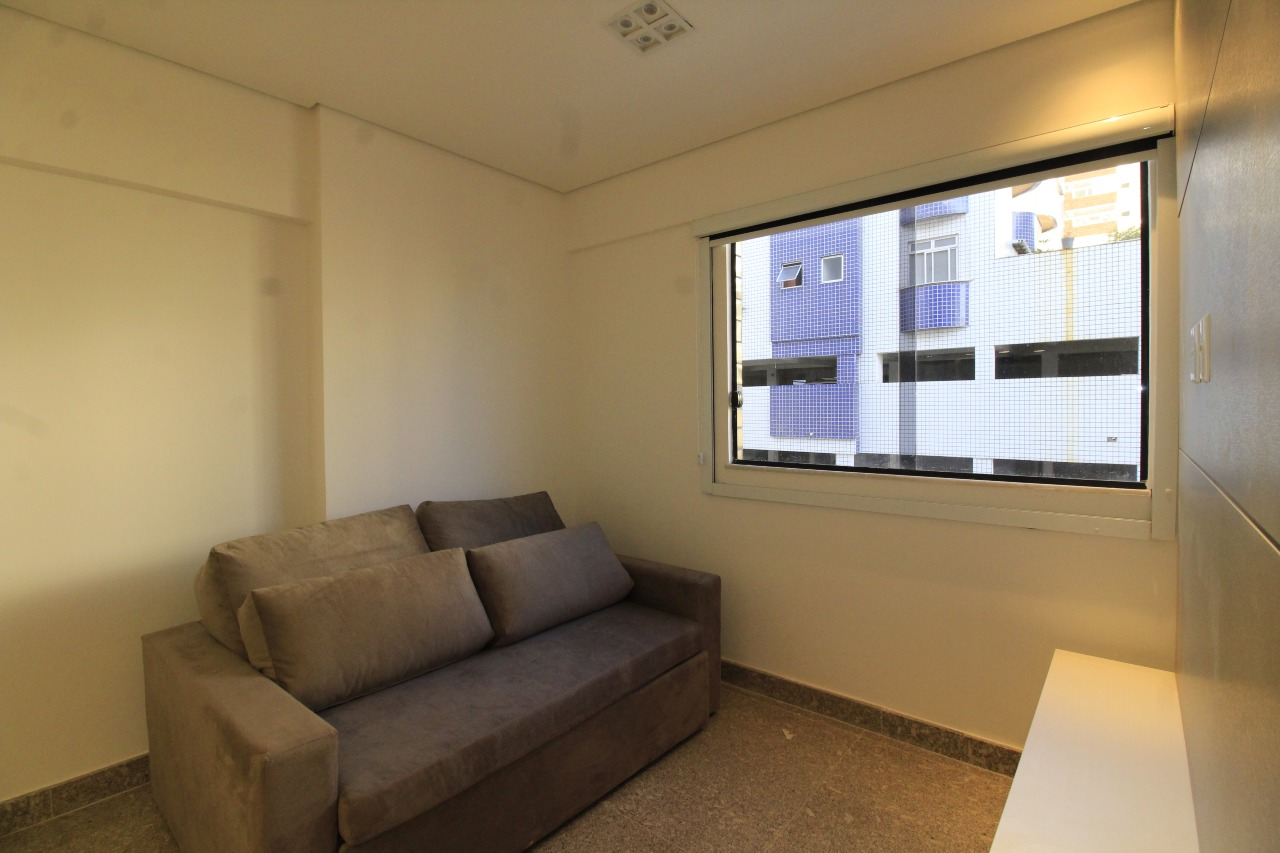 Buritis, Flat 1 quarto à venda , 1 vaga, 34,00m²