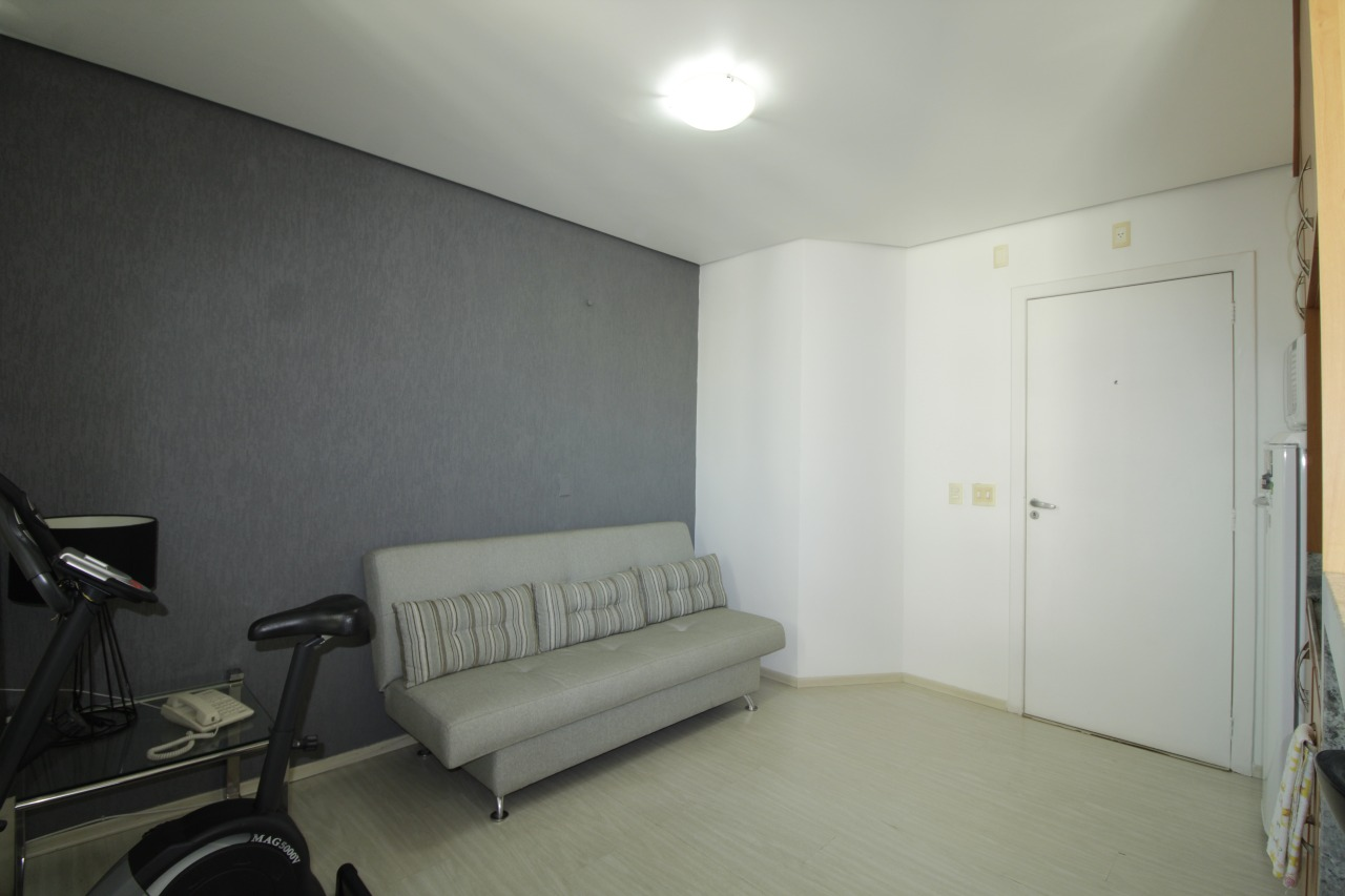 Estoril, Flat 1 quarto à venda , 1 vaga, 30,00m²
