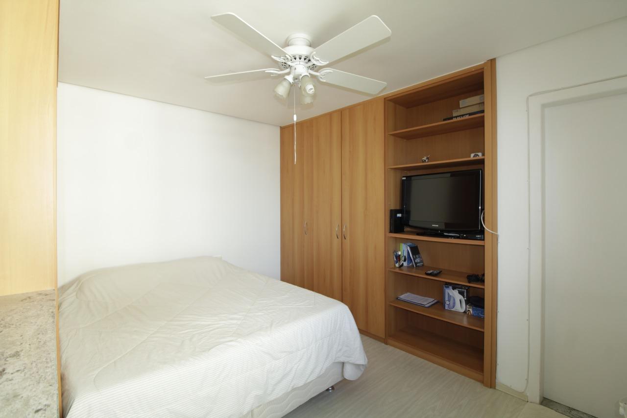 Estoril, Flat 1 quarto para alugar , 1 vaga, 30,00m²