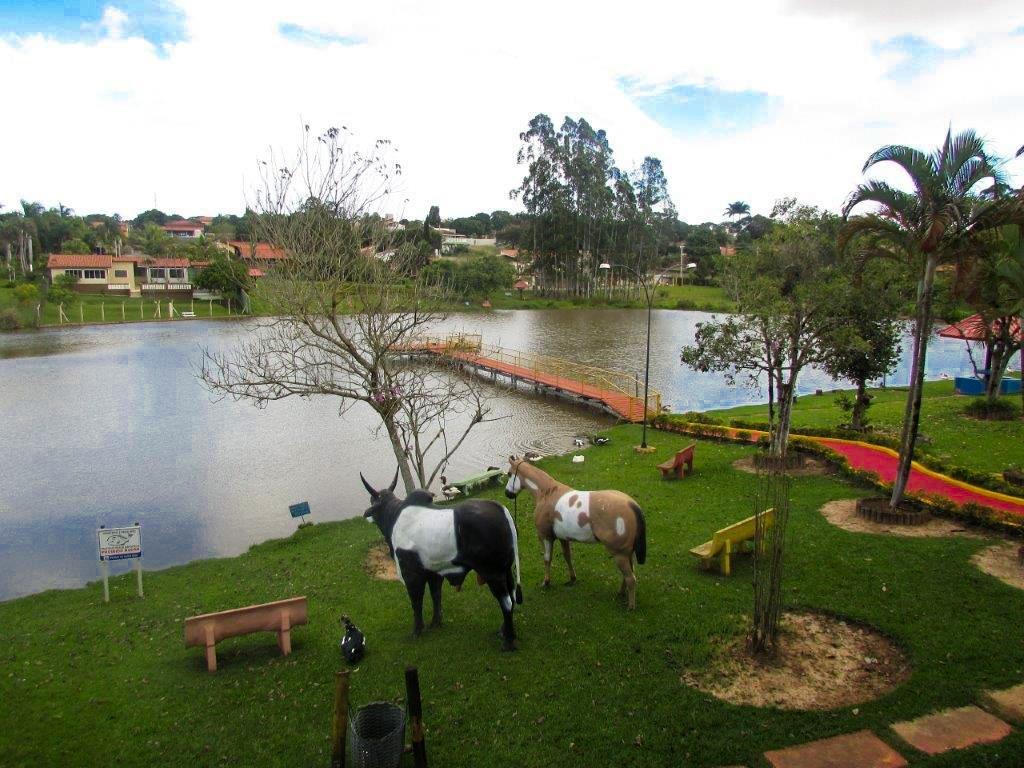 Fotos do Condomínio Terras de Santa Rosa em Salto