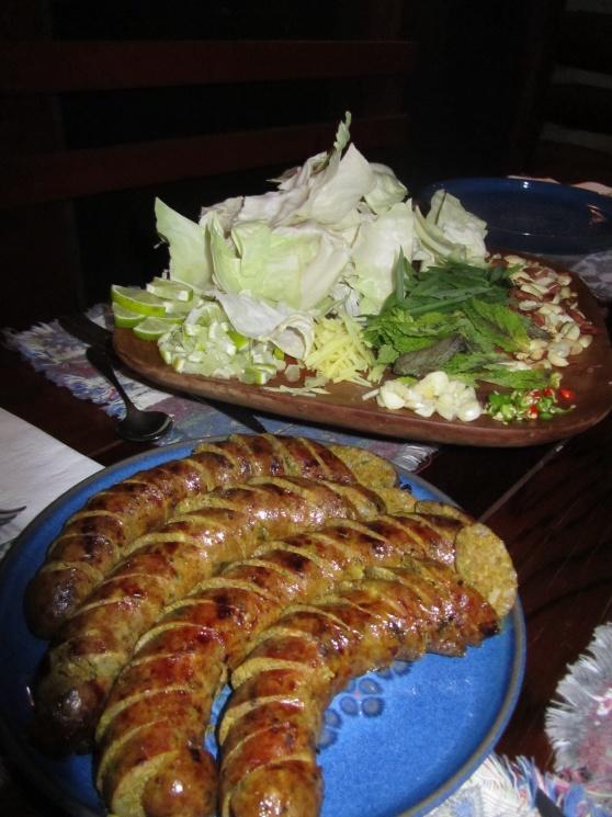 018ded27a12c564fafd7c52581a88587 Recipe Northern Thai Sausage, 'Sai Oua' :: ImportFood