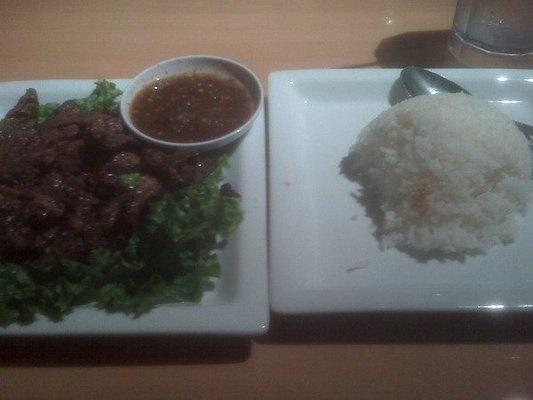 09867b48ff02c989cd0f4a34792b00b8 Recipe Crying Tiger Beef, 'Seua Rong Hai' :: ImportFood