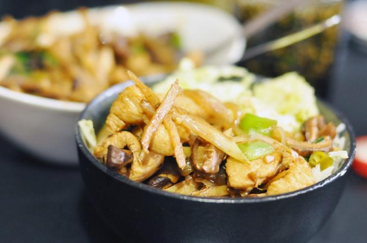 09ce91328e57c90b5c47dc8851aef6c7 Recipe Ginger Chicken, 'Gai Pad Khing' :: ImportFood