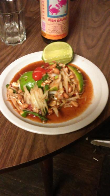 2071659b586684ab5c53a58ff00731f3 Recipe Thai Green Papaya Salad, 'Som Tum' :: ImportFood