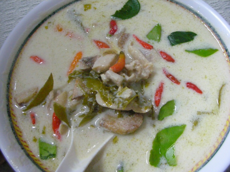 27ee6881458e9830266b1ee9ccac3e09 Recipe Thai Chicken Soup with Coconut Milk, 'Tom Kha Gai' :: ImportFood