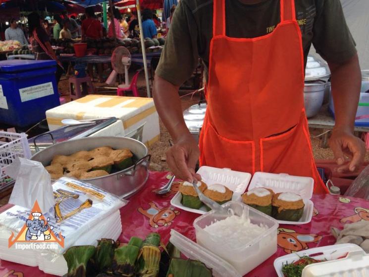 313bd1e0c300a28c6278aaf0d587d24f Recipe Thai Fish Custard, 'Hor Mok' :: ImportFood
