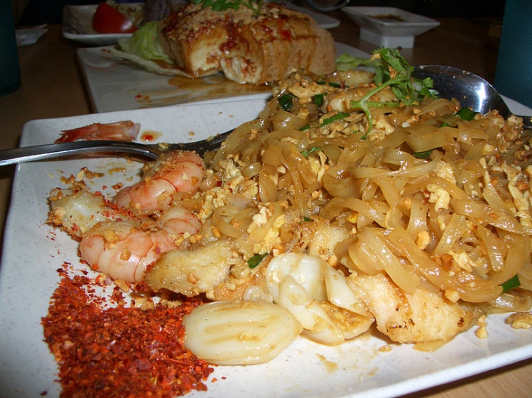31c9d1dc8362bed1b3cd1b3d106a1f62 Recipe Pad Thai :: ImportFood