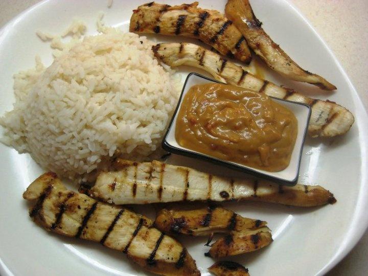 321370e1b27b7ccd1f8b9d8c7d8d01cb Recipe Chicken Satay, 'Satay Gai' :: ImportFood